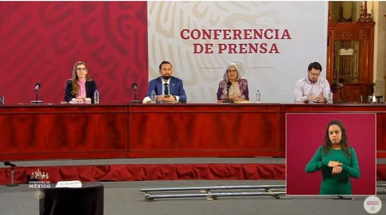 reporte mensual presidencia mx